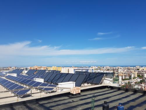 Impermeabilizzazione nuovi complessi immobiliari - Barletta